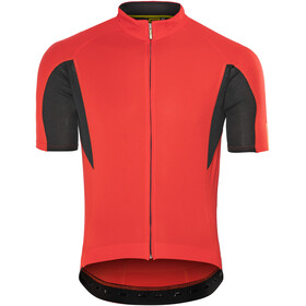 Mavic Aksium Jersey Men racing red/black